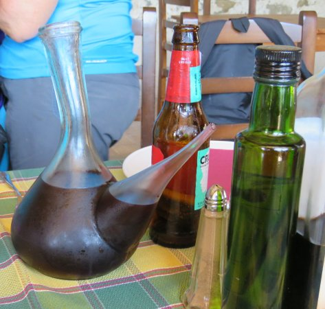 El porr n no falta en una mesa en un ambiente r stico y for Ambiente rustico