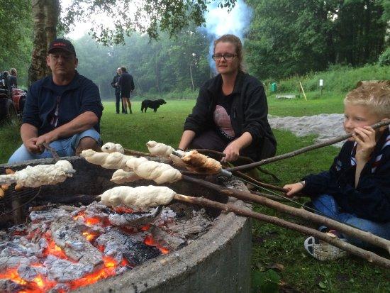 Ry, Dinamarca: Birkhede Camping