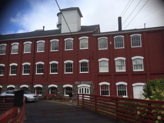 Willamette Heritage Center : Thomas Kay Woolen Mill