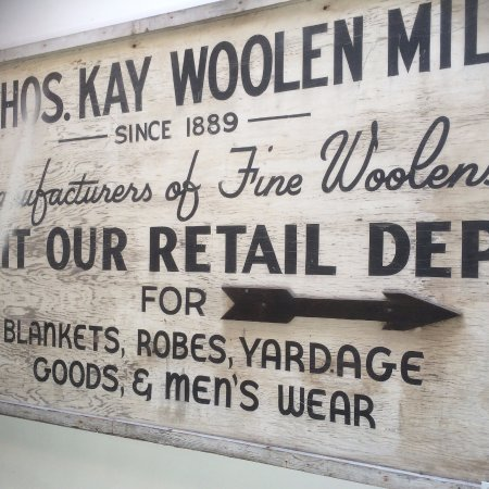 Salem, OR: Thomas Kay Woolen Mill