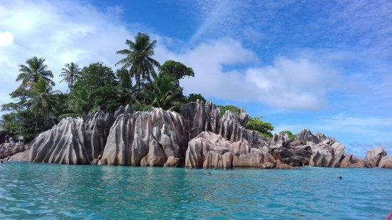 Остров Праслен, Сейшельские острова: snorkeling
