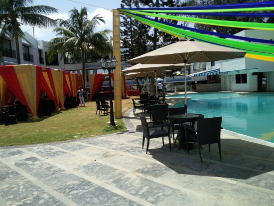 Swimming Pool Picture Of Cidade De Daman Daman Tripadvisor