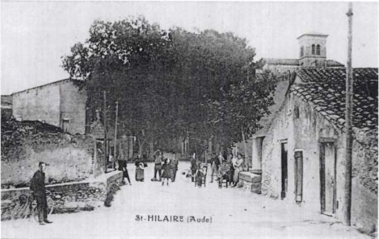 Maison L'Orchidee: Saint Hilaire 1900?
