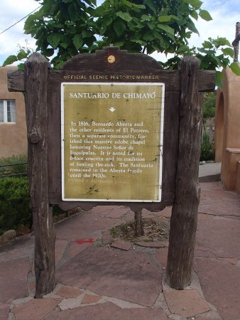 Chimayo, Nuevo Mexico: photo2.jpg