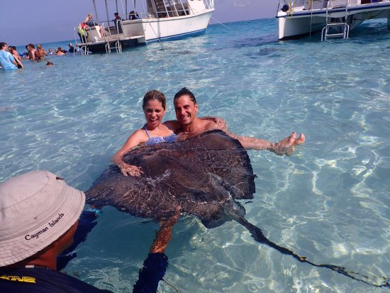 George Town, Grand Cayman : Mommy and Daddy
