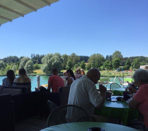 Pfullendorf, Alemanha: Seepark Restaurant