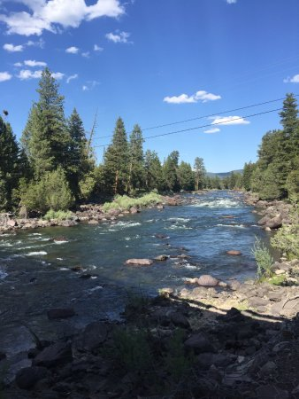 Greenough, MT: the stunning blackfoot river
