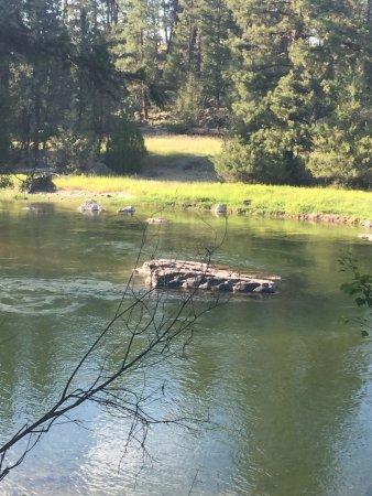 Greenough, MT: again, the river