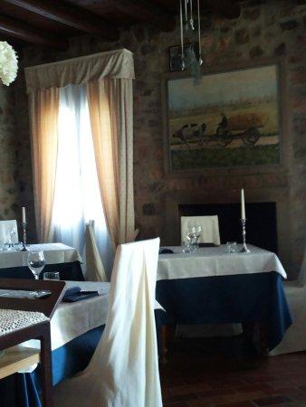 Arqua Petrarca, İtalya: Pranzo in famiglia