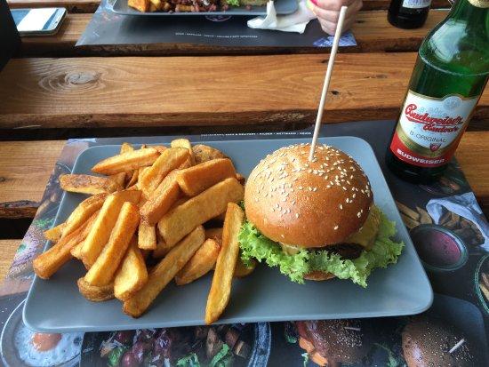 Burgermarkt Neuss Photo