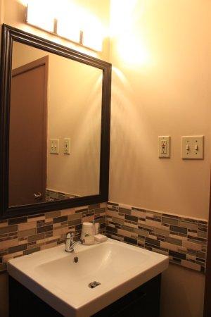 Travelodge Kenora: toilet