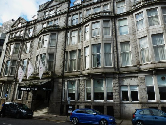 Very nice clean and new picture of mercure aberdeen for 10 14 union terrace aberdeen ab10 1we