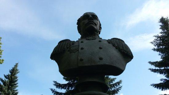 Monument to Palibin