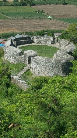 Gorontalo, Indonesia: Benteng otanaha