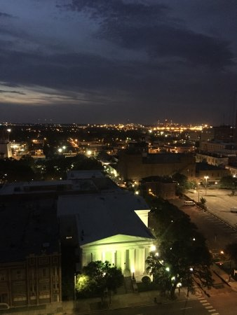 Holiday Inn - Mobile Downtown/Historic District: Overlooking Mobile