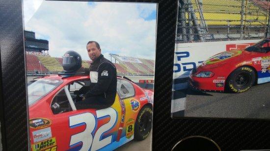 Brooklyn, MI: Rusty Wallace Racing Experience