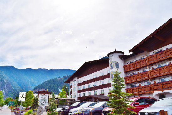 Bavarian Lodge Picture