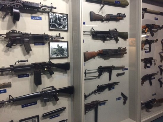Fort Pierce, FL: Guns