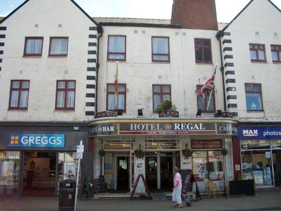 Foto Regal Hotel