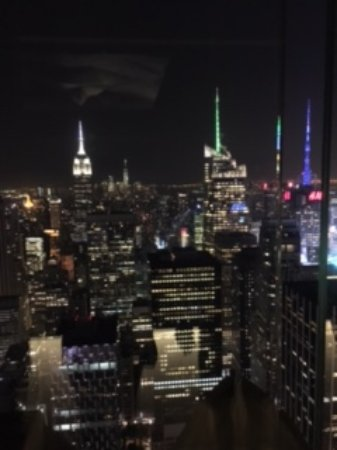 View From Bar 65 Picture Of Rainbow Room New York City