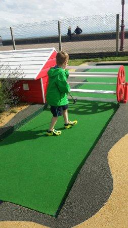 Arnold Palmer Mini Golf