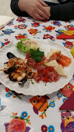 Mozzo, Italia: Ristorante All'Italiana
