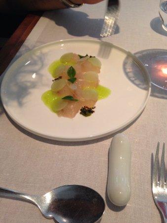 Restaurant Tim Raue: Capesante