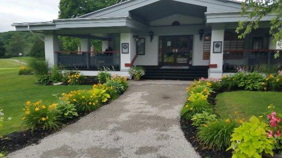 Rutland, VT: Baxter's Restaurant