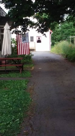 Catawissa, Pensilvania: Driveway