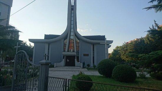 Catholic Cathedral of Skopje