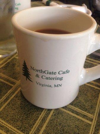 Βιρτζίνια, Μινεσότα: Good classic coffee