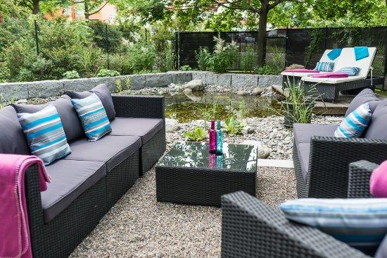 Großbettlingen, Deutschland: Chillout Lounge