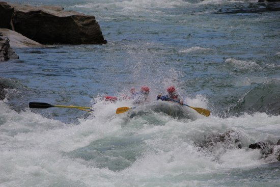 Canyon Raft Company: Wild and wet
