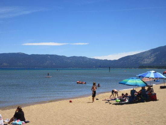 Pope Beach Lake Tahoe Ca