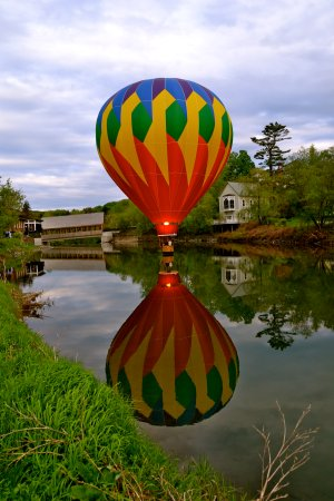 Reflection on the Ottauquechee