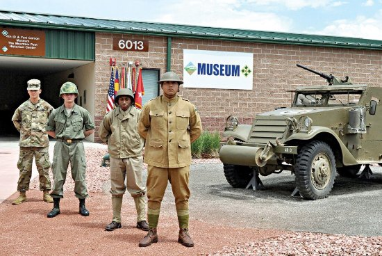 Fort Carson, CO: 4th Infantry Division Museum
