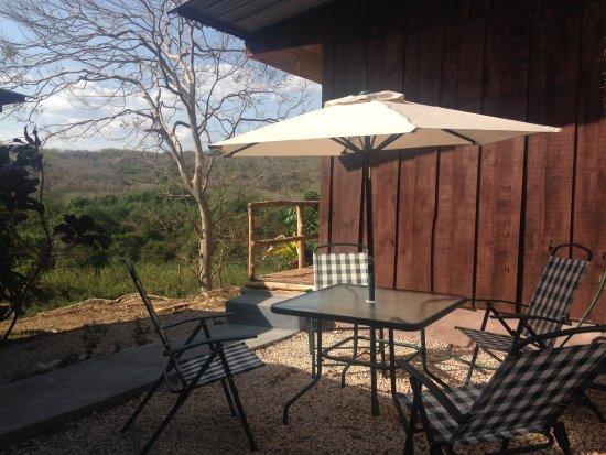 La Posada Bed & Breakfast: Private Bungalow Sitting Area