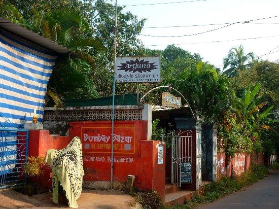 Anjuna صورة فوتوغرافية