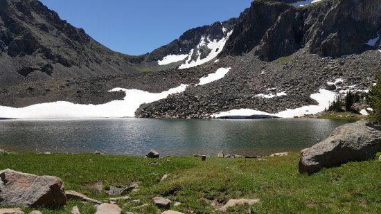 Hawley Mountain Guest Ranch: Blue Lake, 6x6 adventure ride, 9500ft elevation