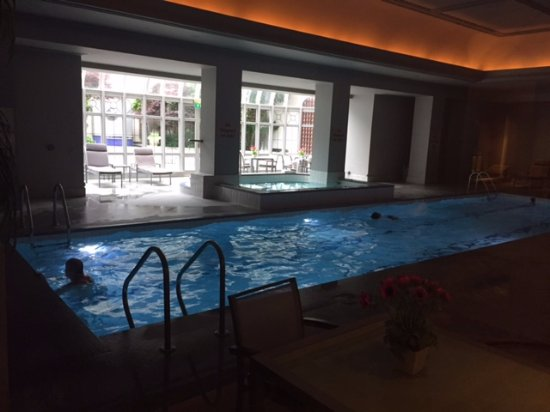 Intercontinental dublin from 178 2 1 1 updated - Hotels with swimming pools in dublin ...