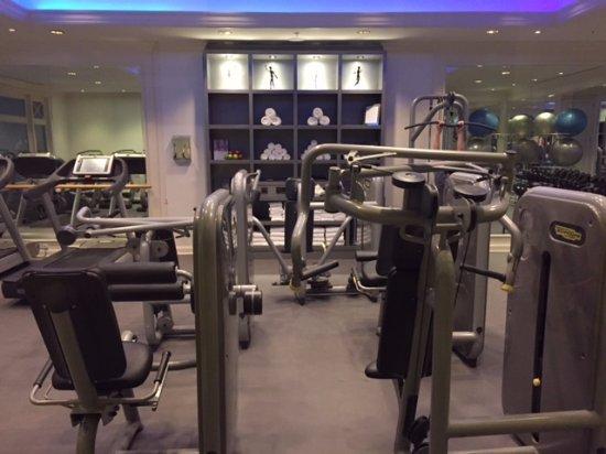 InterContinental Dublin: Good gym
