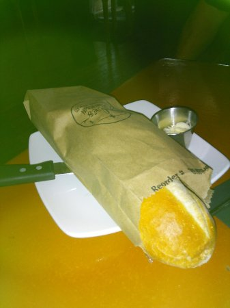 Villa Rica, جورجيا: Bread baguette