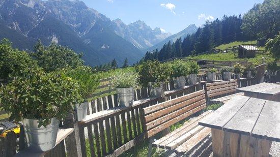Fulpmes, Austria: Ausblick