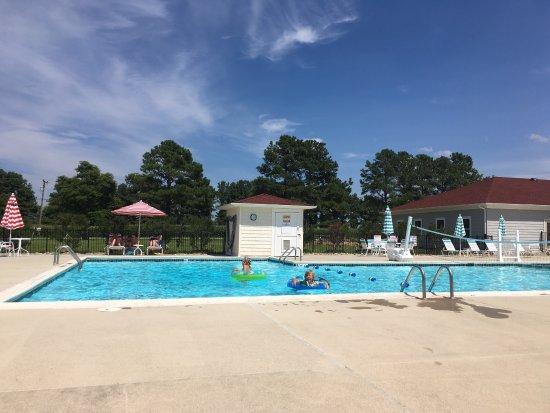 Bilde fra North Landing Beach Campground & RV Resort