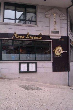 Parrillada Nova Lucense