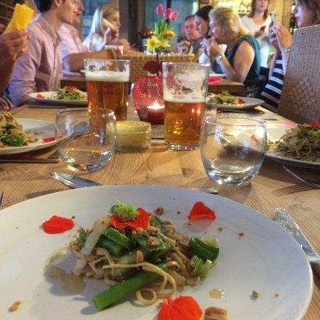 Longhope, UK: July Supper Club starter