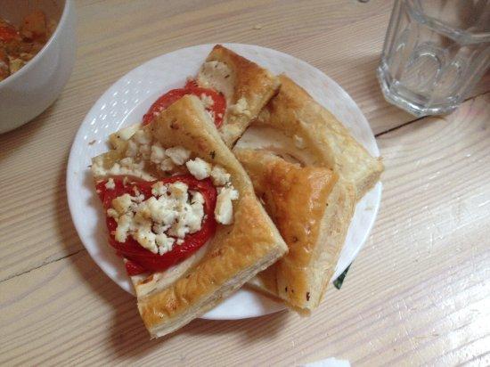 Quiche Schlemmer Frühstück Bild Von Cafe Sahneweiss Bonn