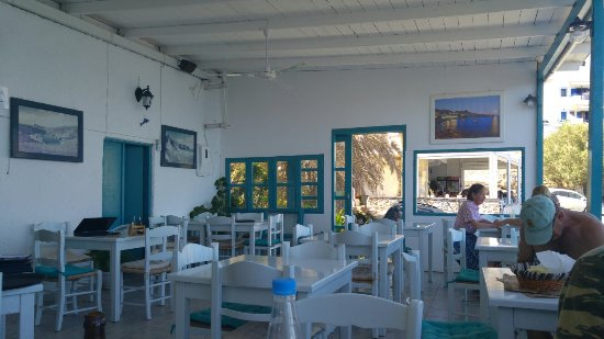 Lentas, Grecia: Taverna Oasis