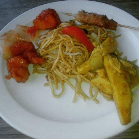 Inshanghai : curry chicken