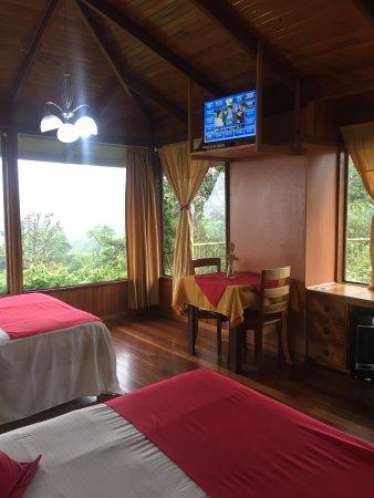Vara Blanca Tiquicia Lodge